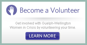 become a volunteer information
