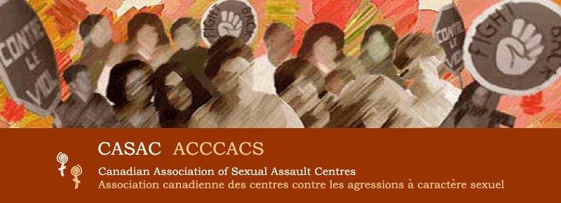 Canadian Association of Sexual Assault Centres (CASAC)