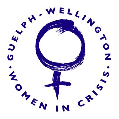 Guelph Wellington Women In Crisis - ID Logo